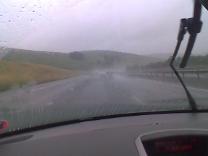 scots rain