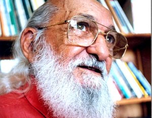 Paulo Freire author of 'Pedagogy of the Oppressed'