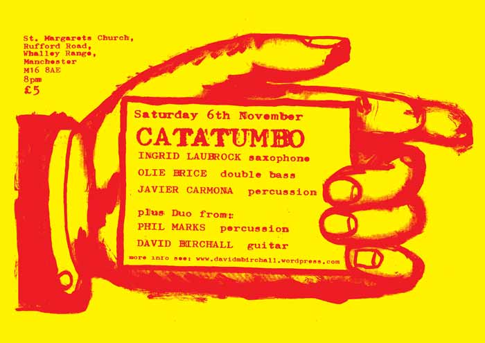 Catatumbo Manchester